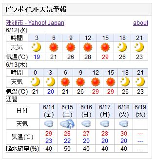 06-12天気予報