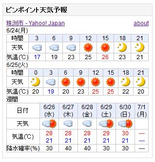 06-24天気予報
