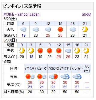 06-29天気予報