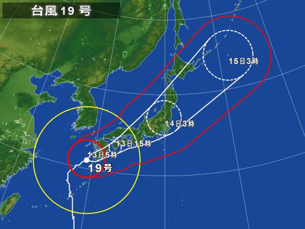 10/13台風19号.