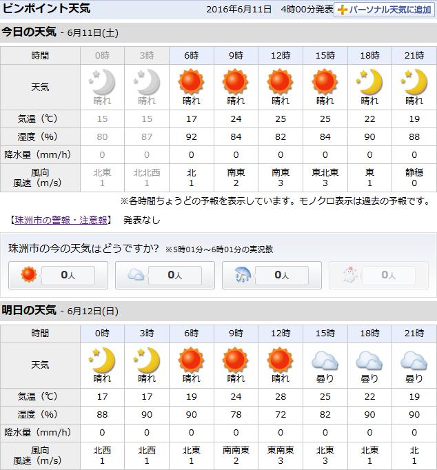 06-11天気予報