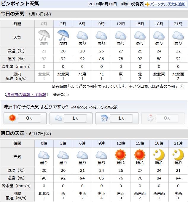 06-16天気予報