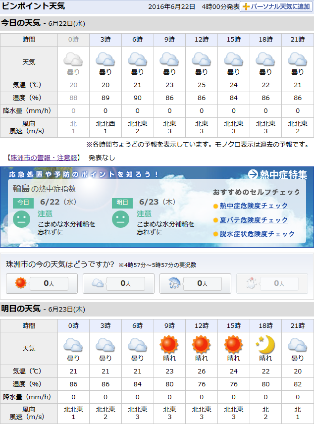 06-22天気予報