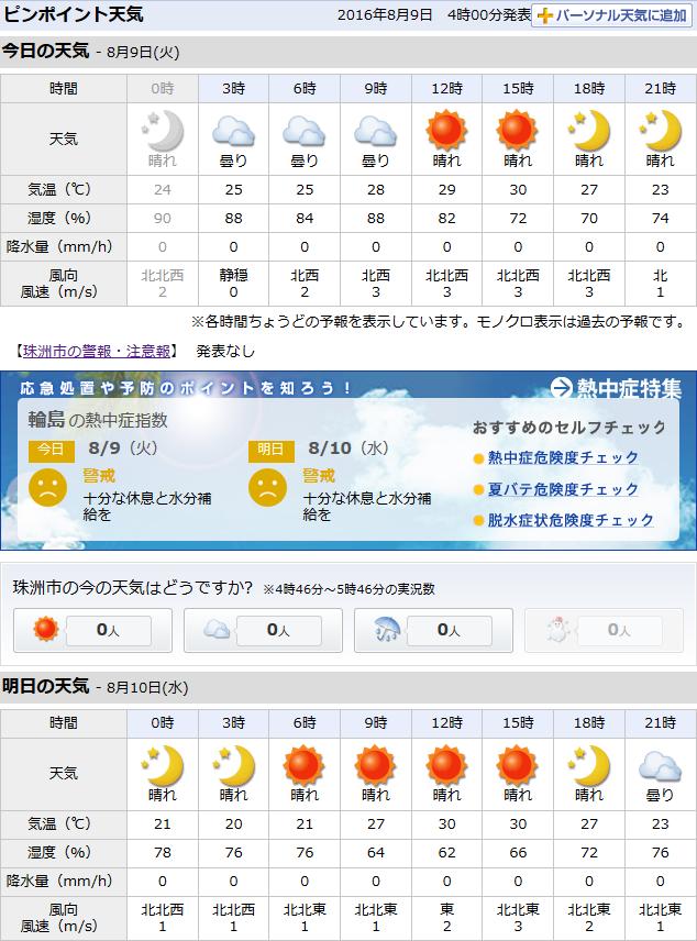 08-09天気予報