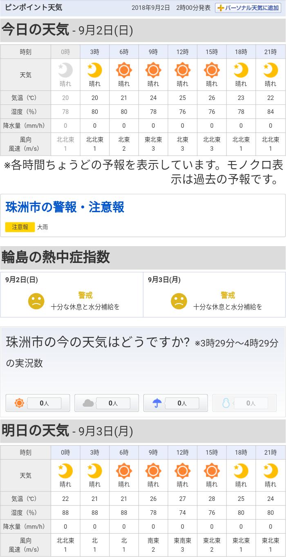 09-02天気予報